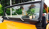 jeep CJ windshield